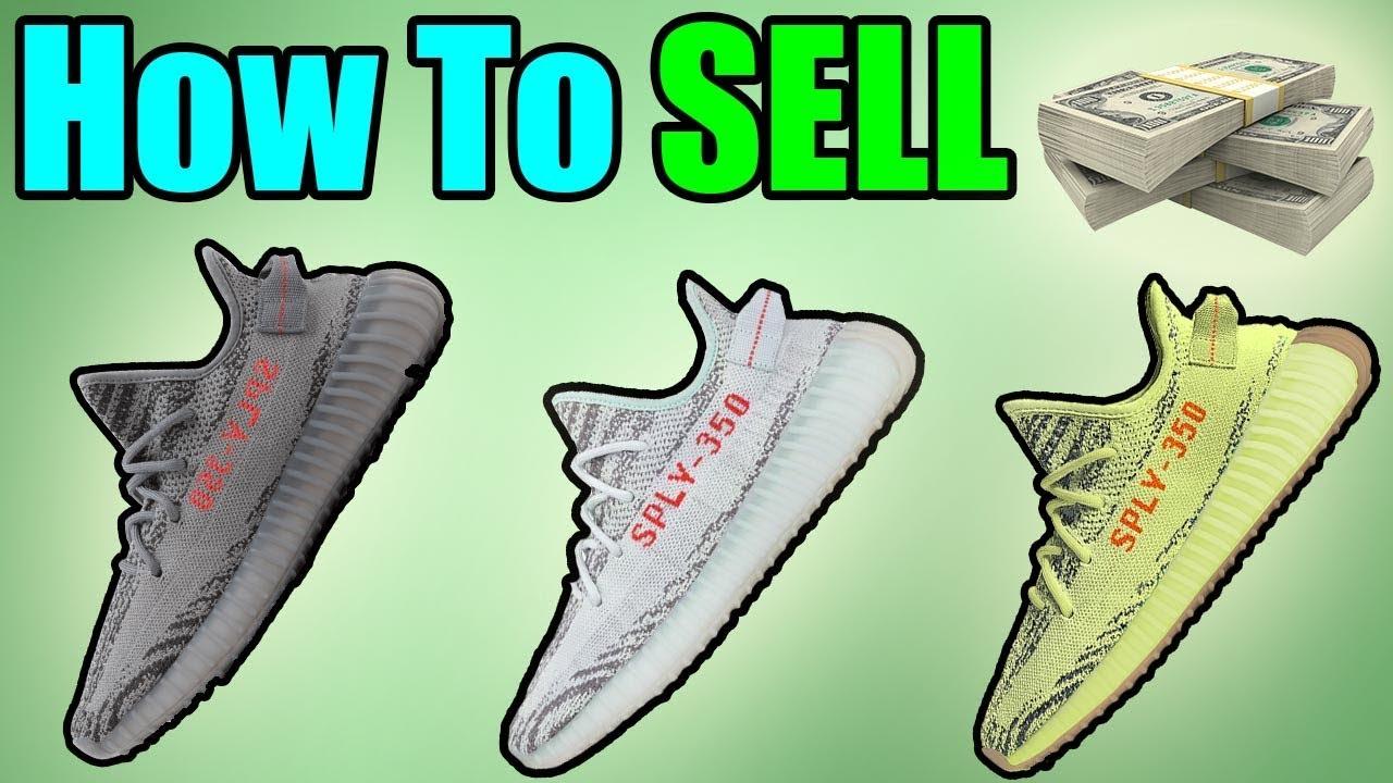 buy and sell yeezys