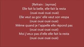 JAYMAX ft  PaulKabesa Resta  parole2chanson