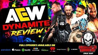 AEW DYNAMITE JANELA VS. OMEGA 2!  Full Show Review & Highlights 10/23/19