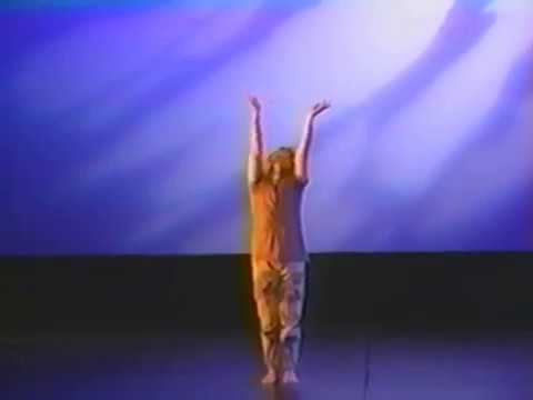 Mid America Dance Theater @ Wichita State University (spring 1991)