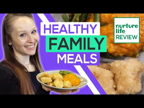 👶 Nurture Life Review & Taste Test:  Are These Healthy Pre-Made Meals For Kids & Adults Any Good?