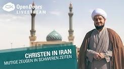 LIVESTREAM: Christen in Iran - Mutige Zeugen in schweren Zeiten | Open Doors Livestream 04.04.2020