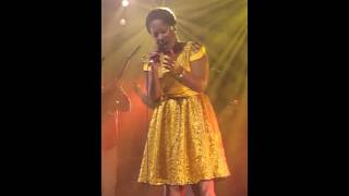 Elida Almeida en Babel Med 2016 - Musica de Capo Verde