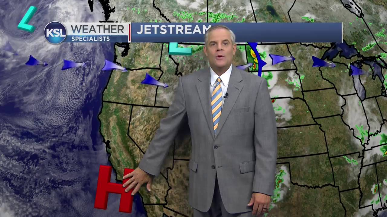 Ksl Weather Map.Extended Weather Forecast Youtube