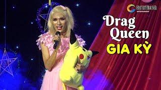 Lô tô show: Người đẹp drag queen Gia Kỳ hóa Thu Thủy siêu dễ thương