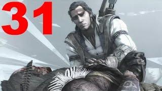 Прохождение Assassin's Creed III - Часть 31: Преданное Доверие [Босс: Ганадогон]