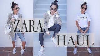 ZARA TRY ON HAUL NOVIEMBRE 2018 BERSHKA, H&M, STRADIVARIUS...