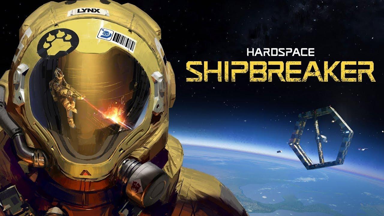 Hardspace Shipbreaker - Sandbox Sci Fi Space Vessel Destruction ...