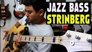 olha esse novo jazz bass da strinberg review jbs 50