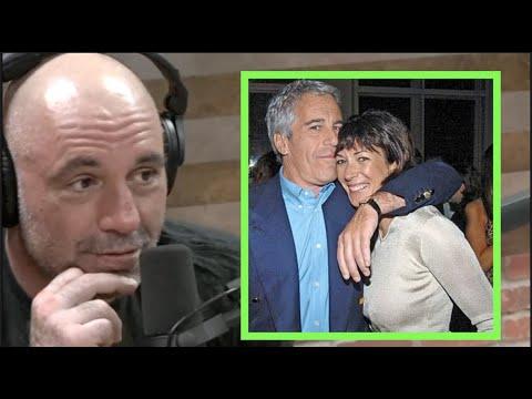 Joe Rogan on Ghislaine Maxwell's Arrest