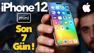 iPhone 12 Mini Son 7 Gün ! / Son sızıntılar /