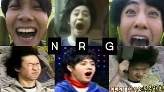 엔알지 NRG Funny, Cute & Crazy Moments Part 1 (New Radiancy Group) KPOP 1st Generation Idols