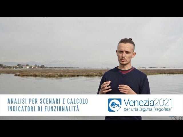 Analisi per scenari e calcolo indicatori di funzionalità - Venezia2021