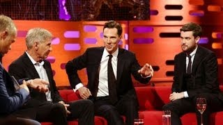 The Best of Benedict Cumberbatch- Funny Interview Moments
