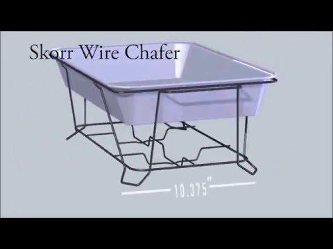 Skorr Wire Chafer. 4x Safer.