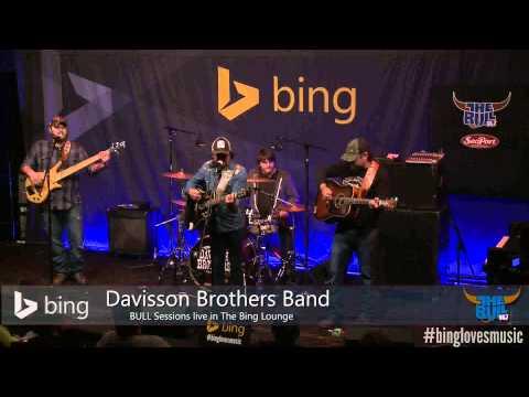 Davisson Brothers Band -- Appalachian America (Bing Lounge)
