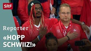 Schweizer Nati-Fans – Die Debatte um Doppeladler und Doppelbürger | Reportage | SRF DOK