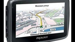 Обзор навигатора Prology iMap-505A(Видеообзор автомобильного навигатора Prology iMap-505A., 2014-01-15T13:30:41.000Z)