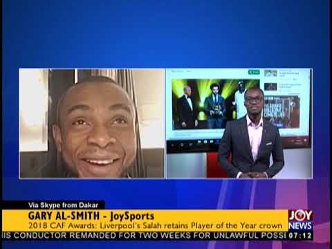 2019 AFCON - AM Sports on JoyNews (9-1-19)