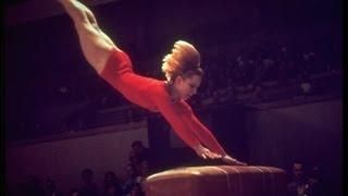 Czech Gymnastics Icon Věra Čáslavská - A National Hero | Mexico 1968 Olympics