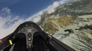 Aerofly FS 2 (HD): going skywards in a glider
