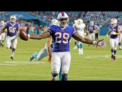 Karlos Williams Official Rookie Highlights