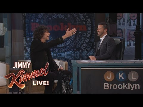 Download Youtube: Jimmy Kimmel's FULL INTERVIEW with Howard Stern