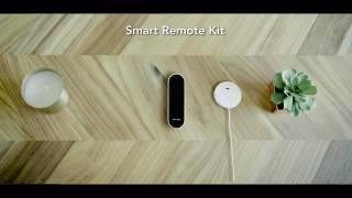 أول جهاز تحكم ذكي يتحكم في أغلب الأجهزة بطريقة مبتكرة.