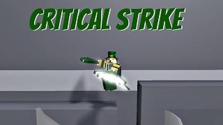 Roblox Critical Strike Gameplay