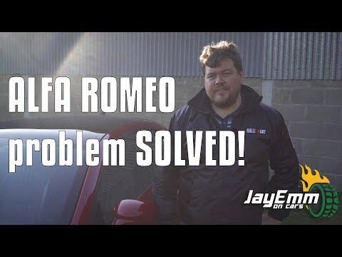 I've Got a Solution to My Alfa Romeo Problem!