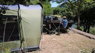 "Plads til ""ægte"" camping på Camping Nature Parc L'Ardéchois"