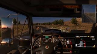 Двойные трейлеры American Truck Simulator