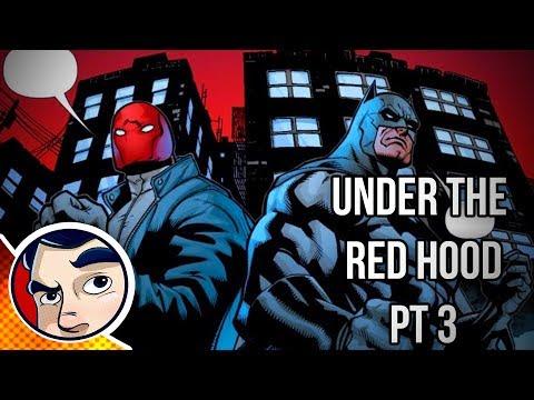 "Batman Under the Red Hood ""Deathstroke"" #3- InComplete Story"