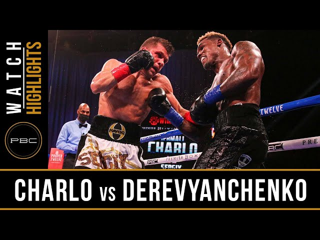 Charlo vs Derevyanchenko HIGHLIGHTS: September 26, 2020 | PBC on SHOWTIME PPV