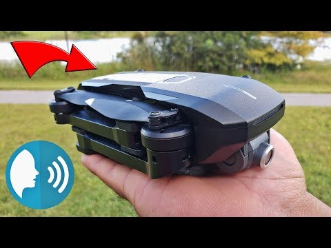 Yuneec Mantis Q - The Smart [4K] Drone that Flies with YOUR VOICE!