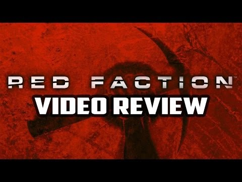 Retro Review – Red Faction PC Game Review