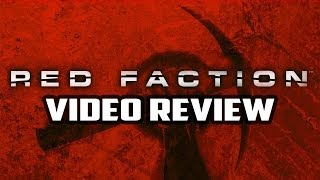 Retro Review - Red Faction PC Game Review