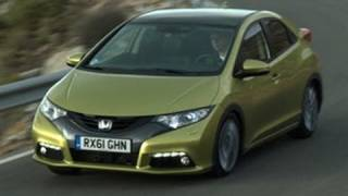Honda Civic video review by autocar.co.uk
