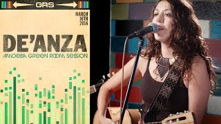 Latin based singer-songwriter, De'Anza played the Amoeba Hollywood ...