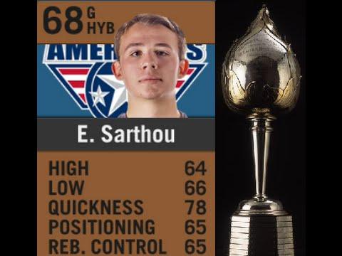 NHL 16 HUT VS DoctaFink24 Sarthou for MVP Bloopers