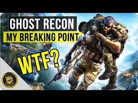 Ghost Recon: My Breaking Point