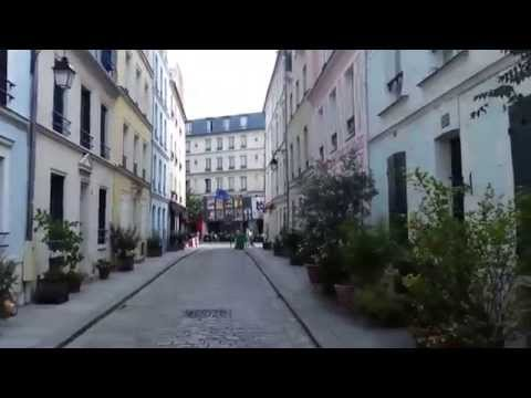 rue Cremieux, Paris & a walk on a magical street in the 12th Arrondissement!