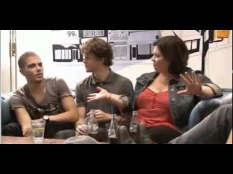Katy Brand vs. The Wanted Part 1