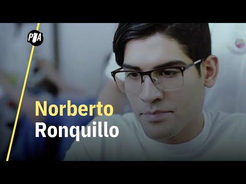 Asi fue el hallazgo de Norberto Ronquillo