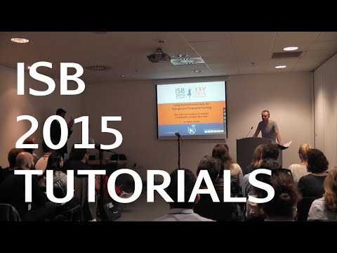 ISB 2015 - Visual feedback to enhance rehabilitation after stroke - Andrew Murphy