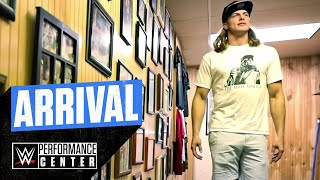 From FIRED to WWE FUTURE | Matt Riddle Ep. 3 | ARRIVAL