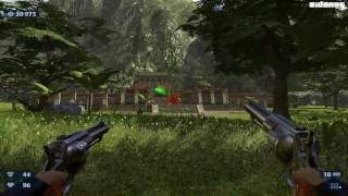 Serious Sam HD: The Second Encounter (PC) Gameplay on High Settings (1080 HD)