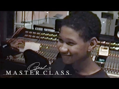 A Teenage Usher's Fight for More Studio Time   Oprah's Master Class   Oprah Winfrey Network