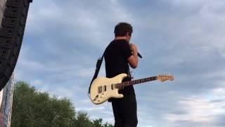 Ultraviolett • Max Giesinger & Band • Alm Open Air 02.06.17