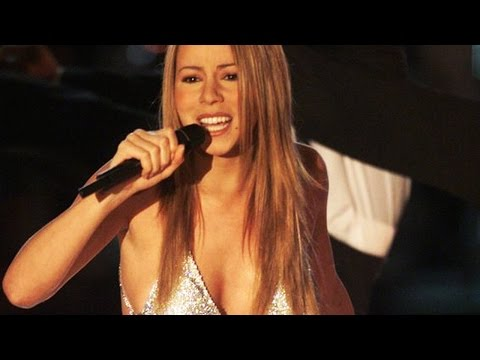 Mariah Carey - LIVE Heartbreaker whistles compilation! (99-16)